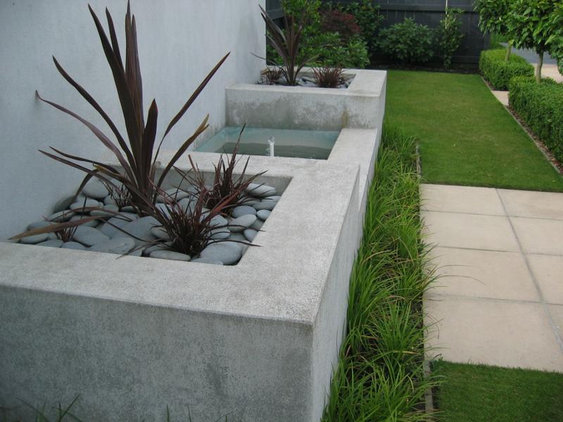 Landscape Design Christchurch plan