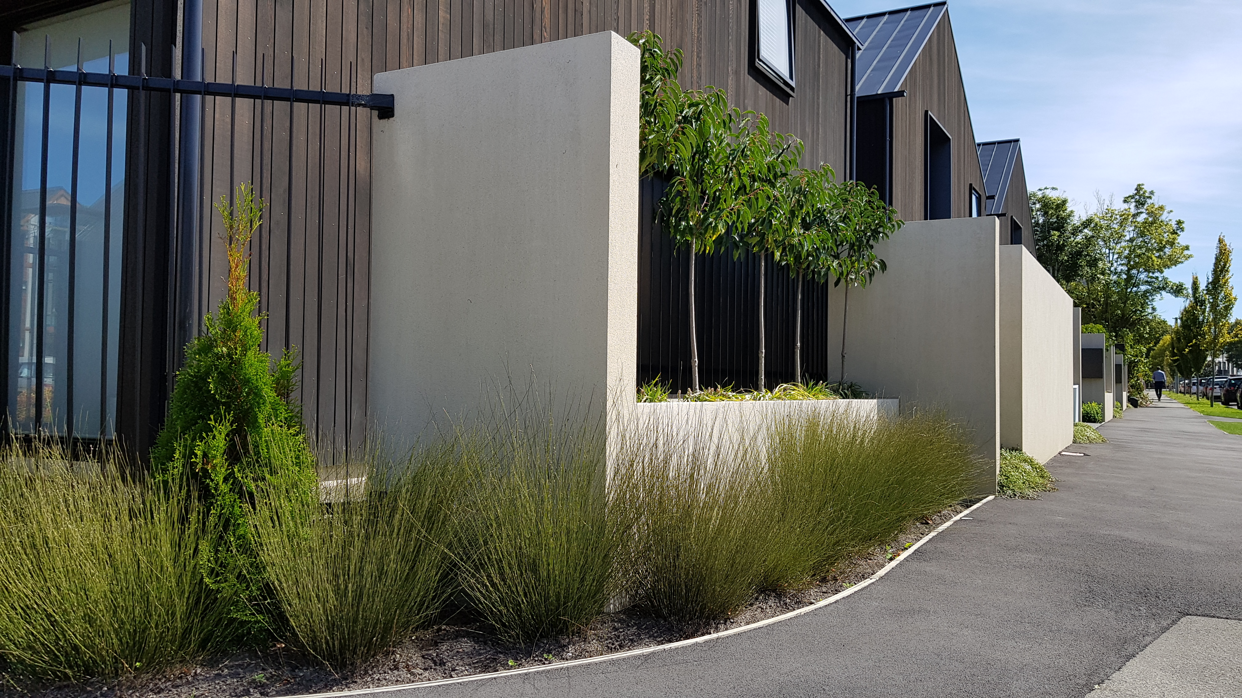 christchurch garden design