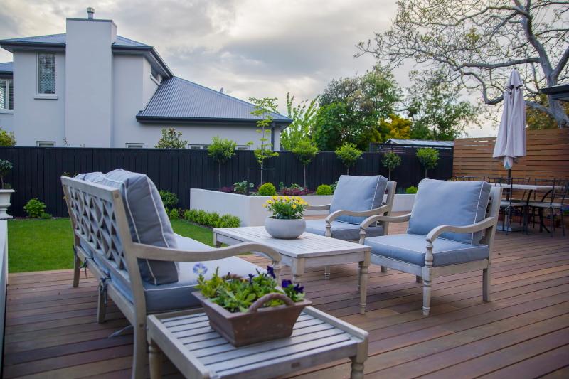 Christchurch landscape design