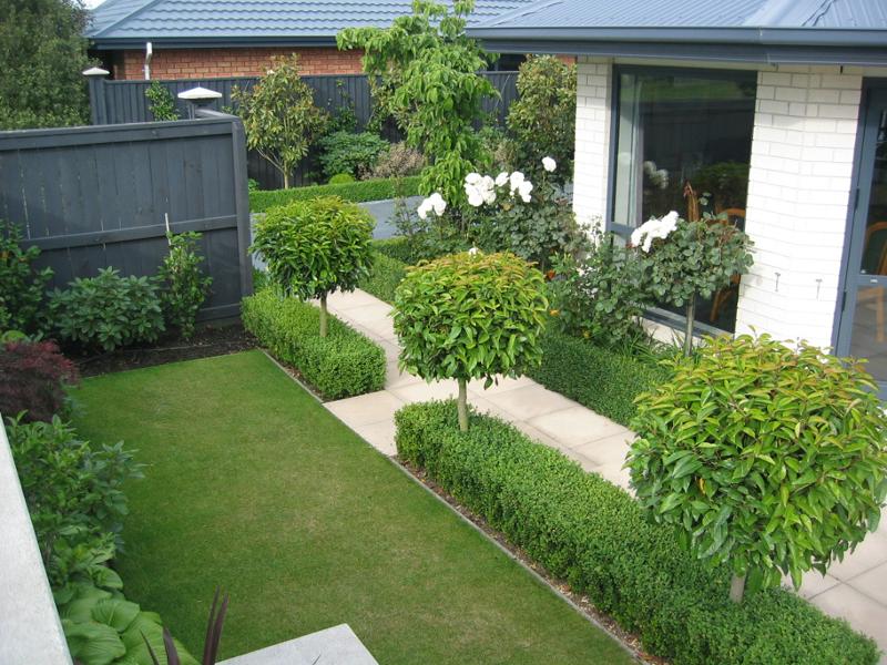 Landscape Design Christchurch H11