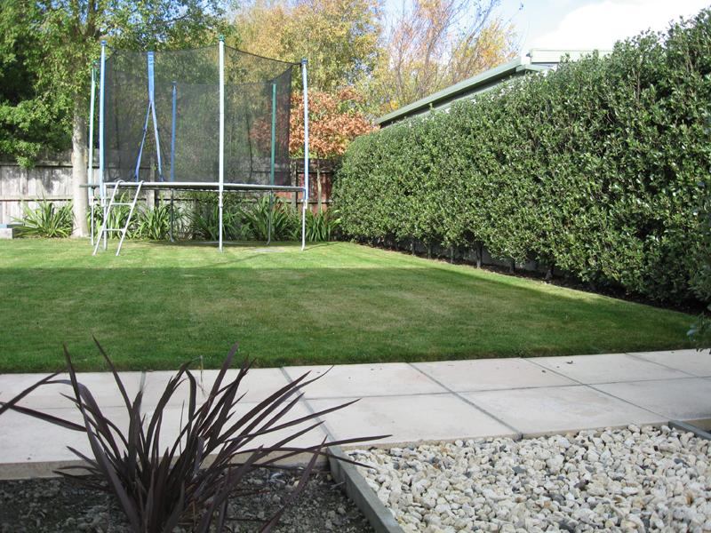 Landscape Design Christchurch H26