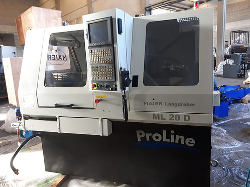 MAIER ML20D + SPINGIBARRA LNS