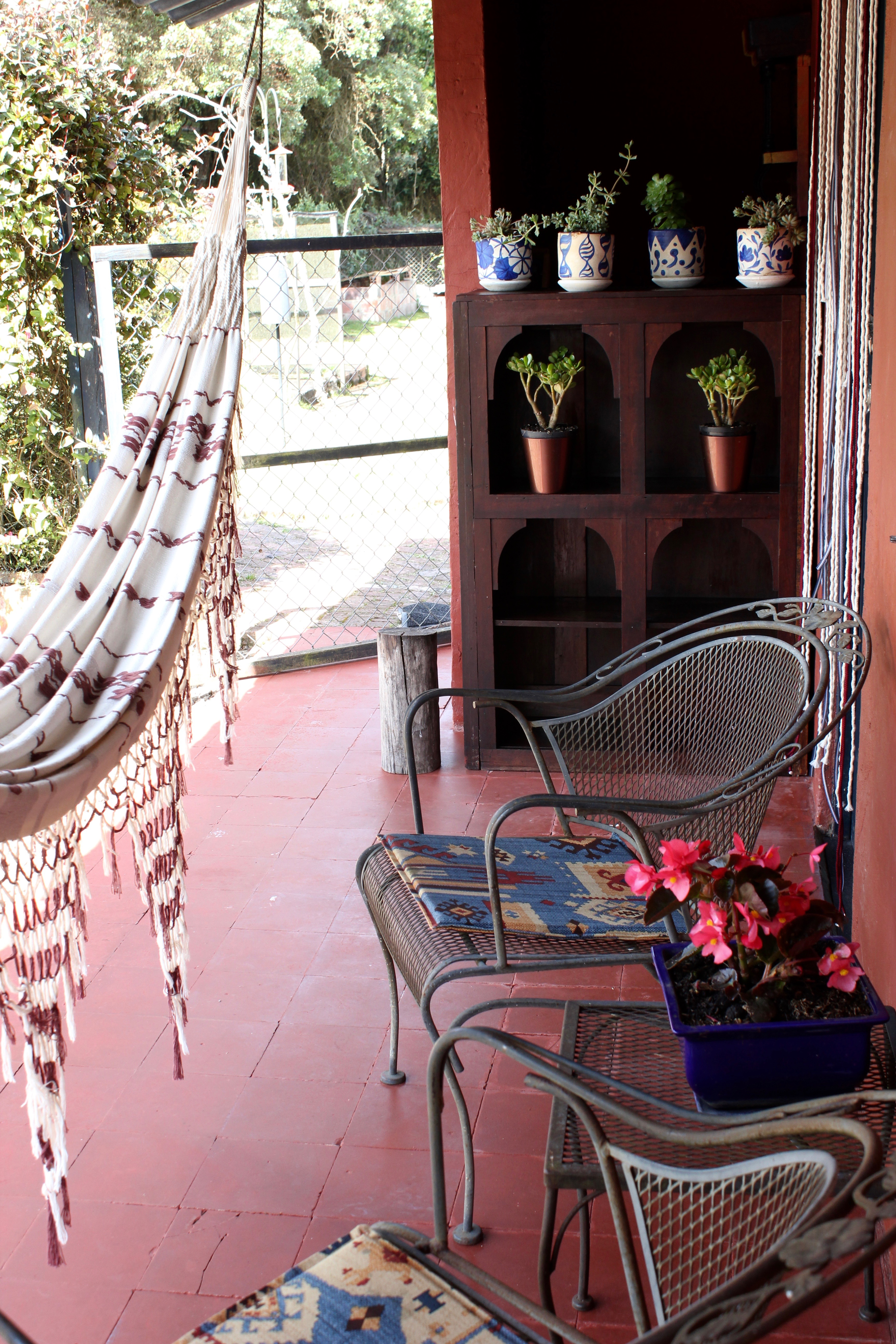 Room porch
