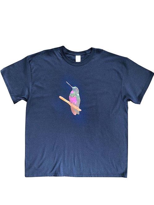 Camiseta HOMBRE - Colibrí Coeligena Helianthea