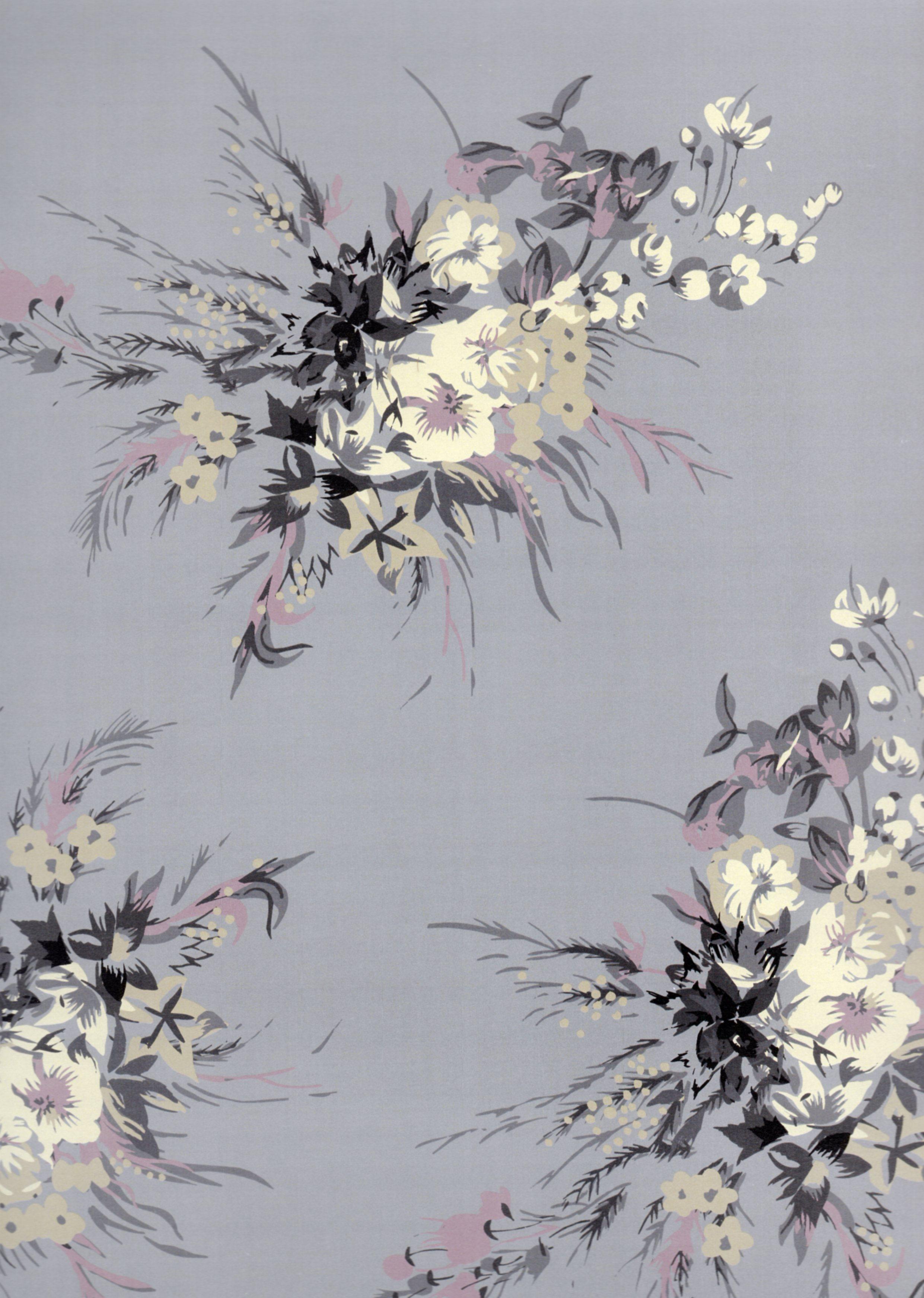 Water Colour Bouquet