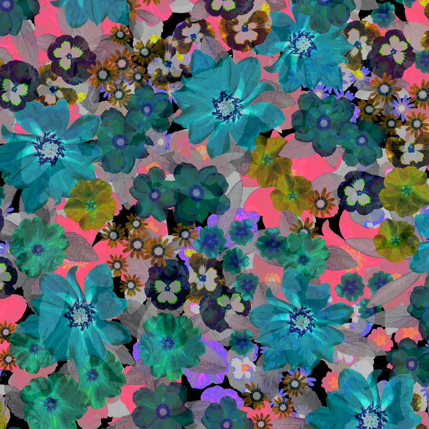 Multi Photo Floral