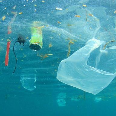 Plasticos en los océanos