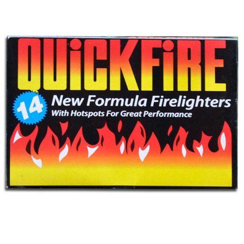 Pack of 64 Firelighters