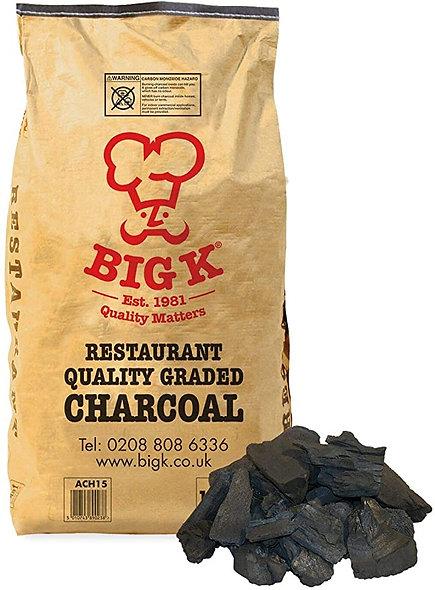 Restaurant Grade Charcoal 15Kg