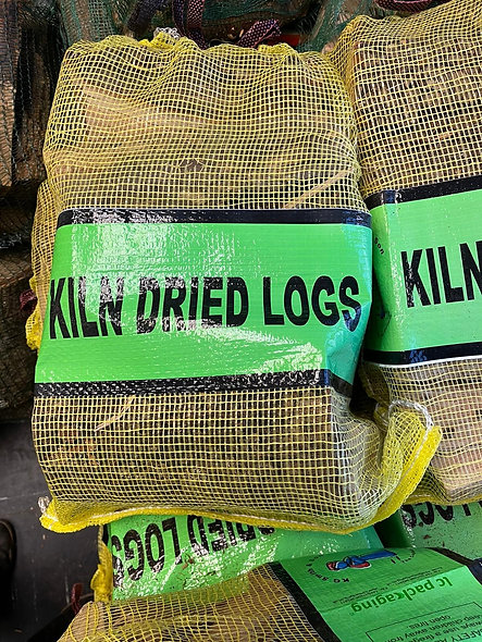 Kiln Dried Logs 10KG