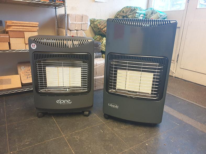 3 bar 4.2w Gas Heater inc Bottle Deal (Call for availability)