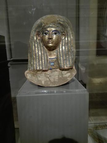 Maschera funeraria - Museo Egizio