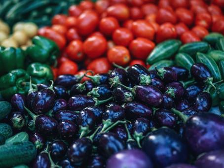 Le verdure e la loro versatilità: la melanzana