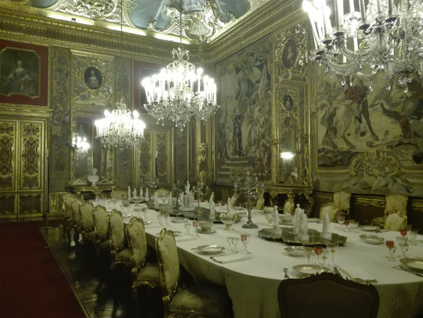Sala da Pranzo - Palazzo Regio