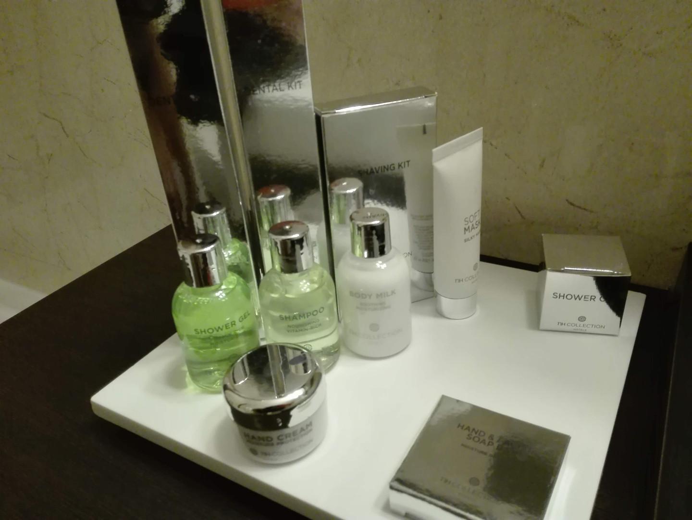 NH Hotel Collection - set di cortesia