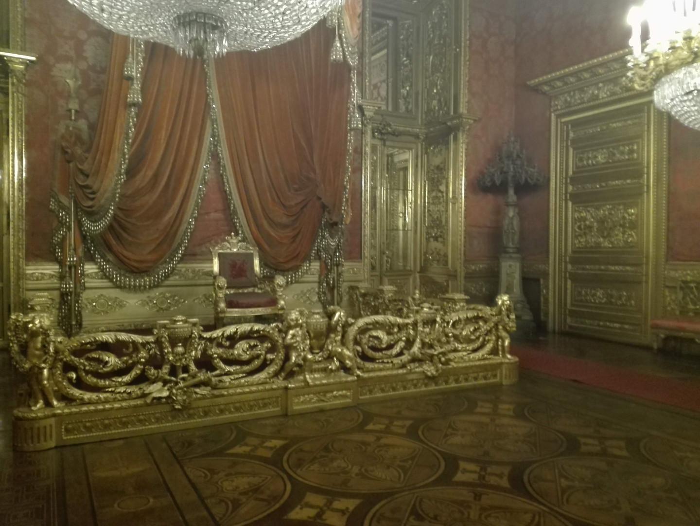 Sala del Trono - Palazzo Regio