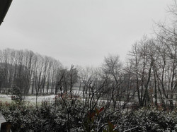 Neve, Toscana