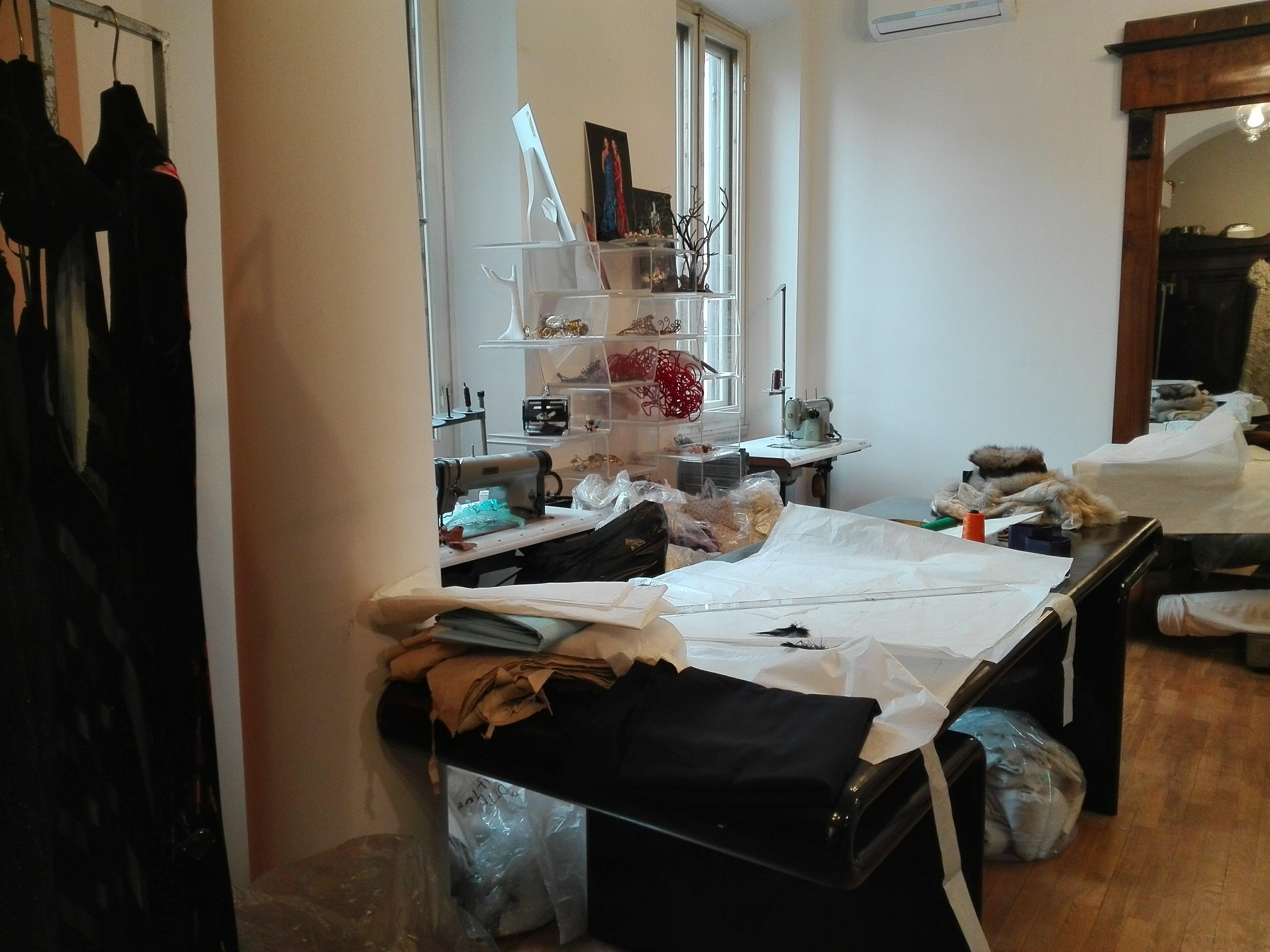 Atelier Giulia Carla Cecchi, Firenze