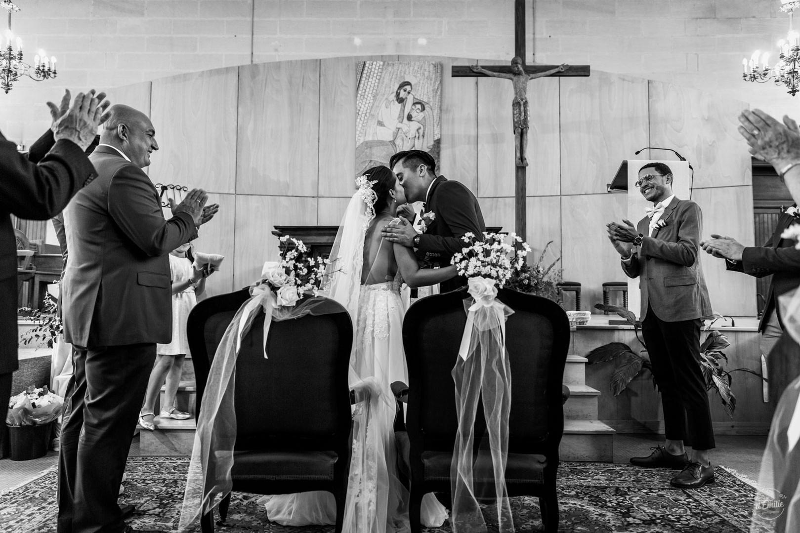 Mariage eglise talence