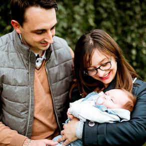 Une vague d'amour à Chavat   Séance famille
