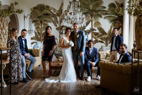 photographe mariage, sud ouest, chateau de garde, moulon, m'toi
