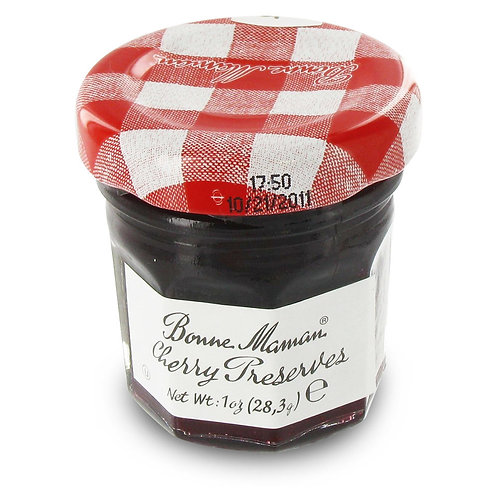 Bonne Maman Cherry Preserves Mini - 1 oz