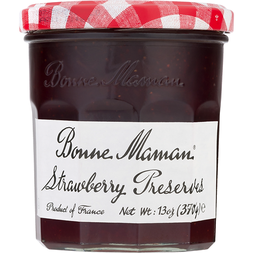 Bonne Mamam Strawberry Preserves - 13 oz