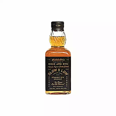 Slow & Low's Rock And Rye - 750 ml