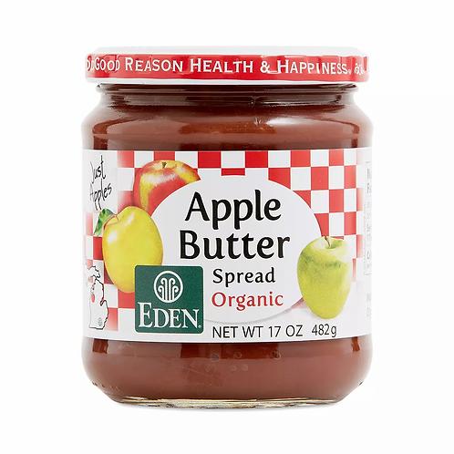 Eden Organic Apple Butter - 17 oz