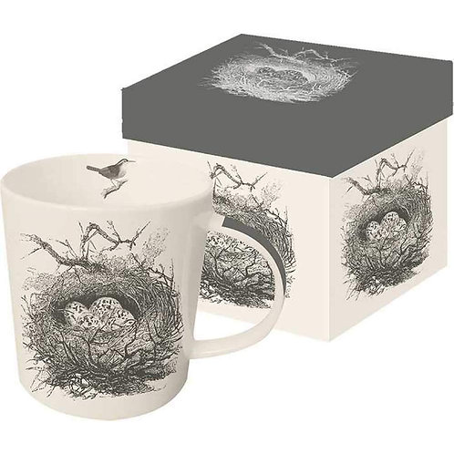 Botanical Nest Gift-Boxed Mugd