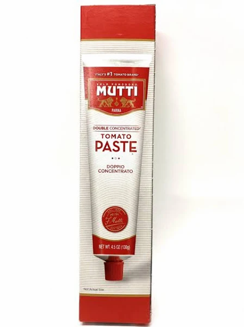 Mutti Tomato Paste - 4.5 oz