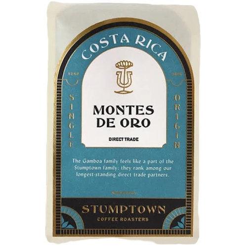 Stumptown Montes De Oro Costa Rica - 12 oz