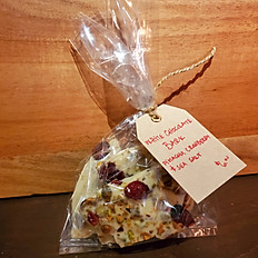 White Chocolate Bark - 4 oz