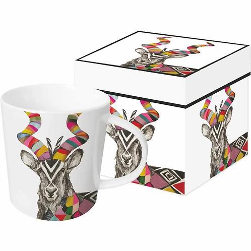 Regalia Kudu Gift-Boxed Mug