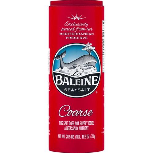 La Baleine Coarse Sea Salt - 26.5 oz