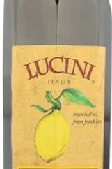 Lucini Delicate Lemon Extra Virgin Olive Oil - 8.5 oz