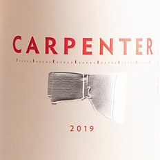 Carpenter White Zinfandel 2019 - 750 ml