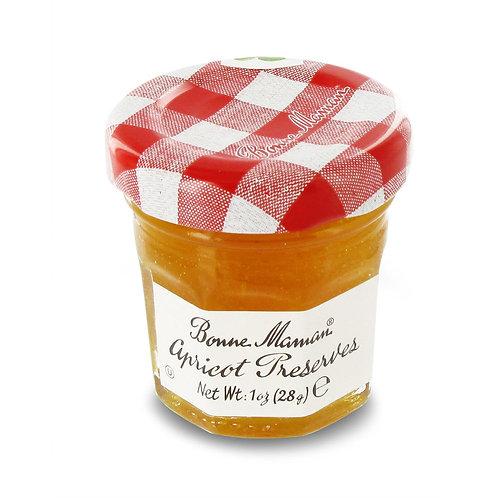 Bonne Maman Apricot Preserves Mini - 1 oz