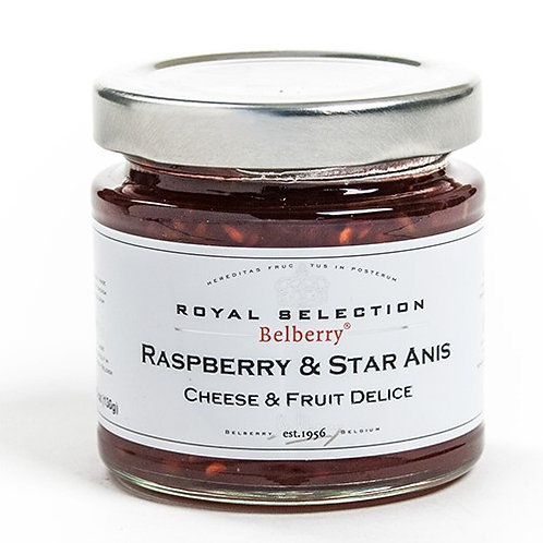 Belberry Raspberry & Star Anise Compote - 4.5 oz