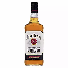 Jim Beam Bourbon Whiskey - 1 L