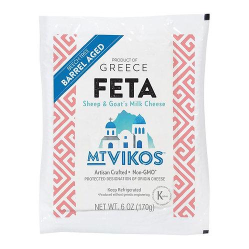 Mt. Vikos Barrel Aged Feta - 6 oz