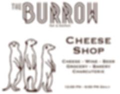 The Burrow Cheese Shop