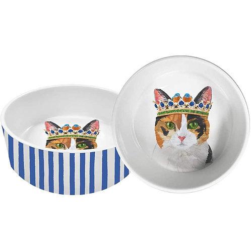 "Princess Grace 5.5"" Pet Bowl"