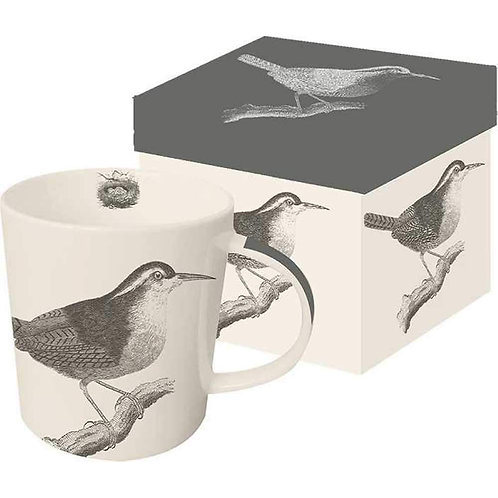 Botanical Bird Gift-Boxed Mug