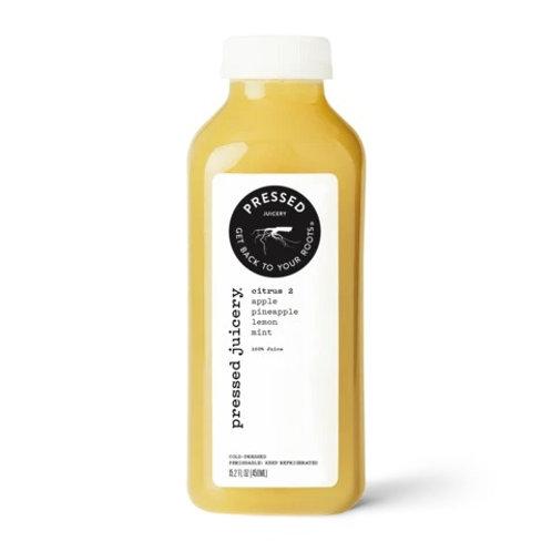Pressed Juicery Cold Pressed Sweet Citrus - 12 oz