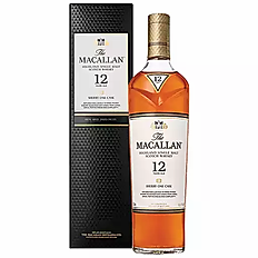 Macallan Scotch 12 Year - 750 ml