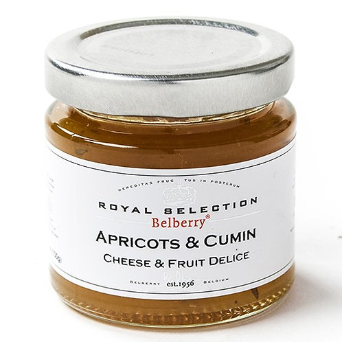 Belberry Apricots & Cumin Compote - 4.5 oz