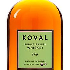 Koval Oat Whiskey - 750 ml