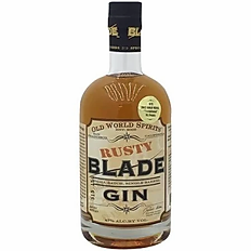 Rusty Blade Barrel Aged Gin