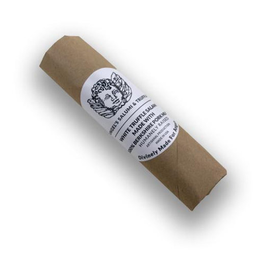 Angel's White Truffle Salami - 5.5 oz